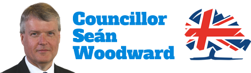 Councillor Seán Woodward